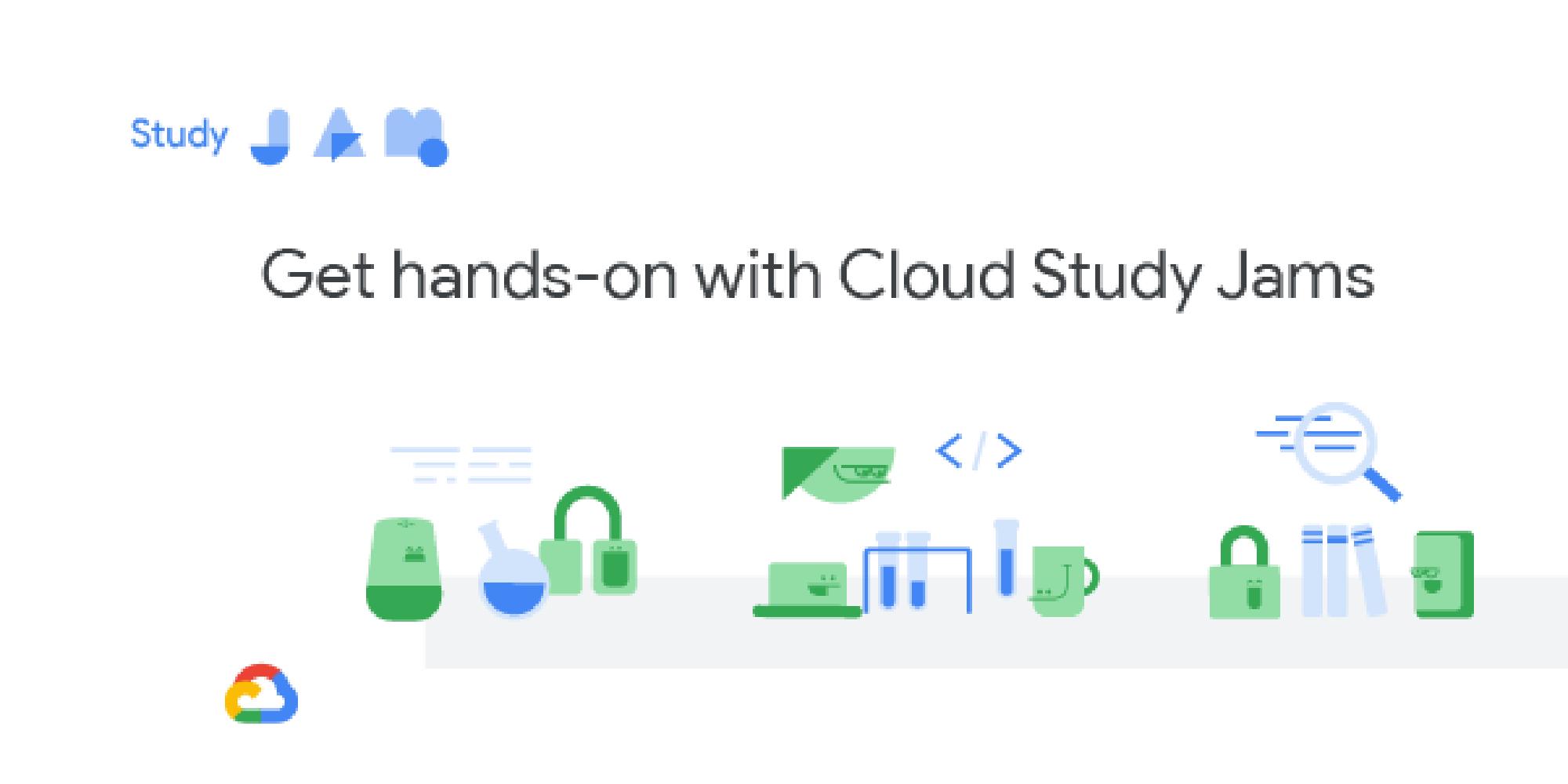 Cloud Study Jam On Air Beta