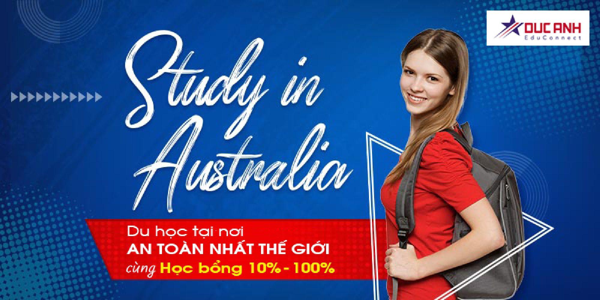 Du học tại nơi an toàn nhất thế giới - cùng học bổng 10 - 100%