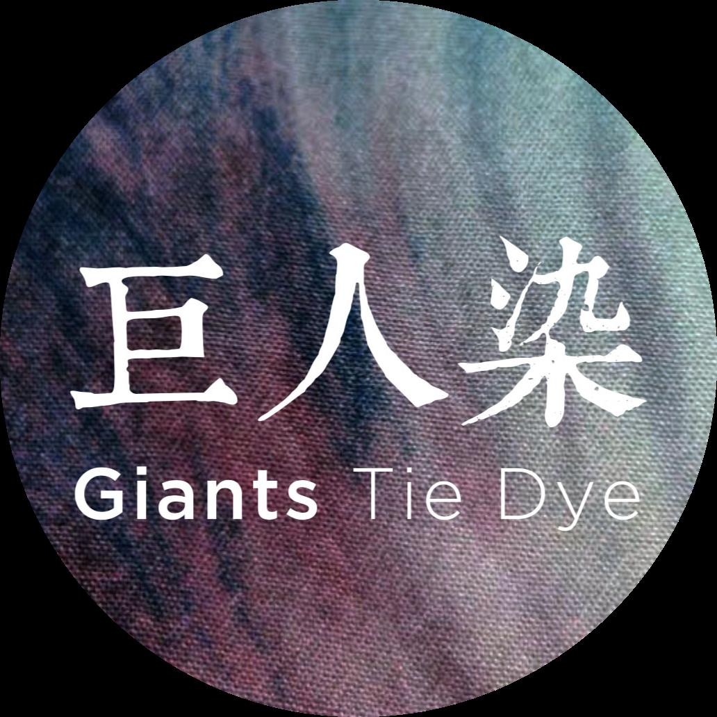 Giants Tie Dye 巨人染