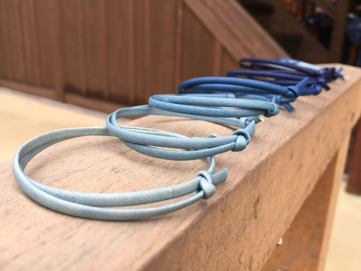 (SOLD OUT) 日本天然阿波藍染手繩工作坊 Sukumo Workshop