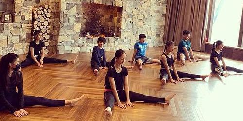 兒童拉丁舞課程