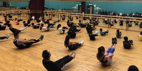 青少年拉丁舞基礎課程